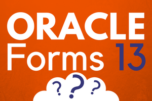 Oracle Forms 13