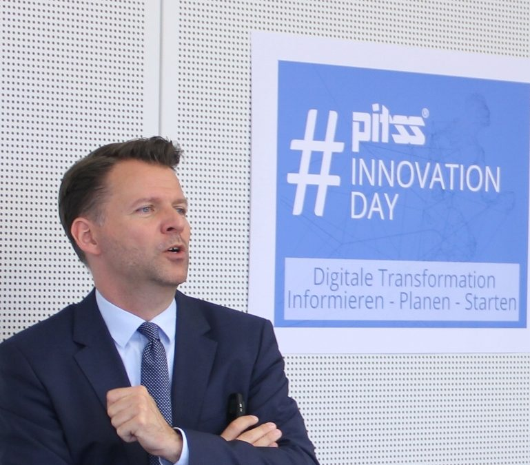 Die Highlights des PITSS Innovation Day