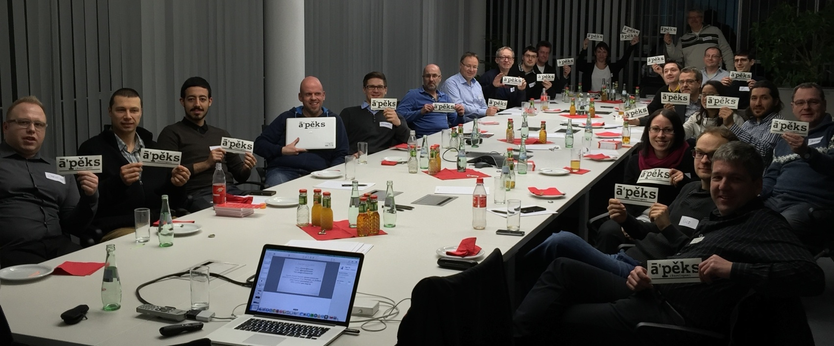 PITSS APEX Sommer Meetup 2017