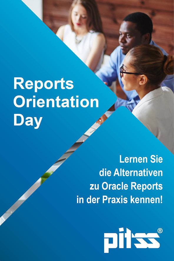 Oracle Reports Orientation Day
