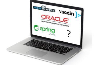 Oracle ADF – Beste Alternative für Java EE? [WEBINAR]
