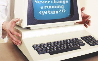 Die größten Probleme von Legacy-Systemen und mögliche Lösungsansätze