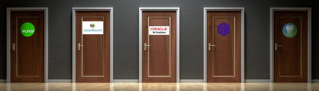Oracle Reports Alternativen
