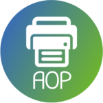 APEX Office Print Logo