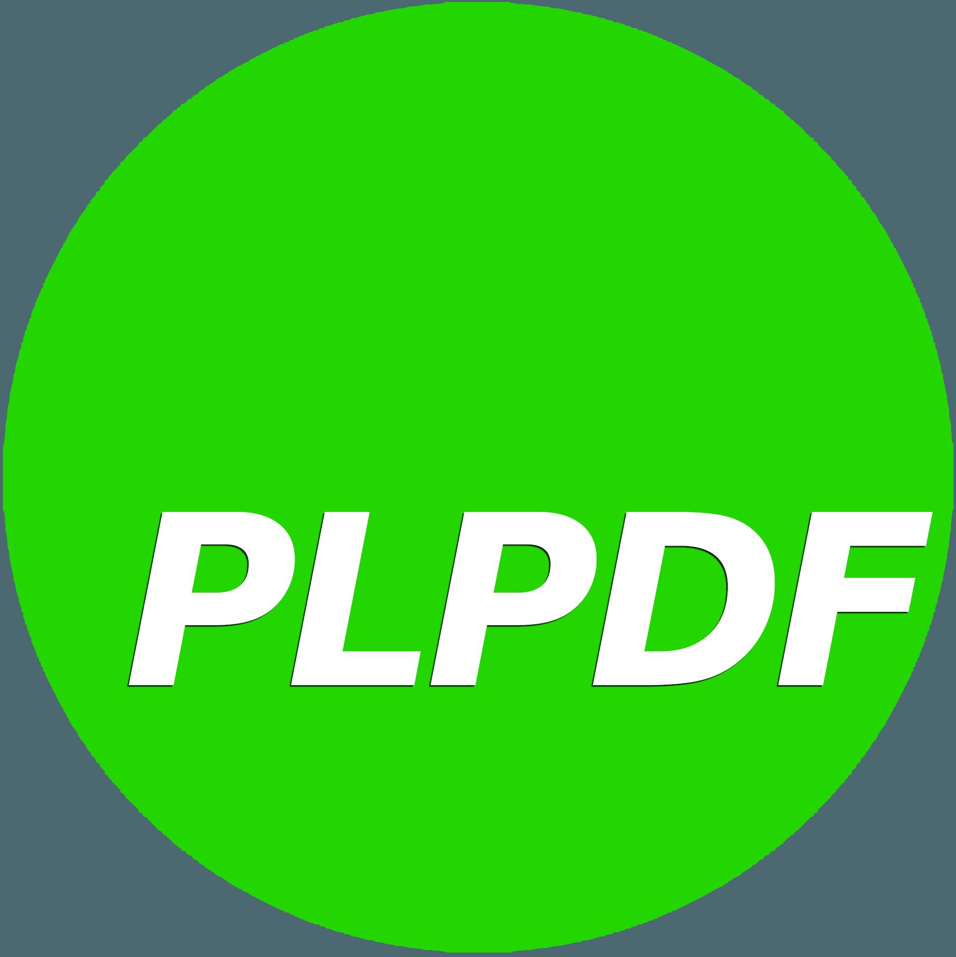 PL/PDF Logo