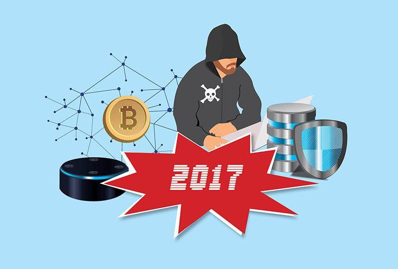 Von Bitcoin-Millionär bis Wannacry – Das bewegte die IT-Welt im Jahr 2017