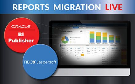 Live Reports Migration – in 60 Minuten nach BI Publisher oder Jasper Reports! [WEBINAR]