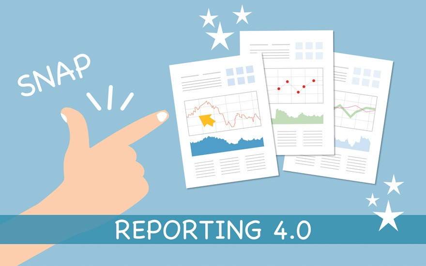 Wie Reporting 4.0 Ihr Business auf ein neues Level hebt