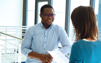 PITSS-Mitarbeiter im Interview: Junior Consultant Franck Nyassa