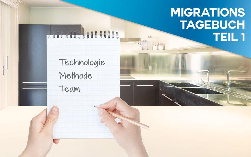 Reports Migration Projekt Teil 1