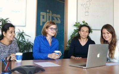 Frauenpower bei PITSS: Unsere IT-lerinnen im Interview