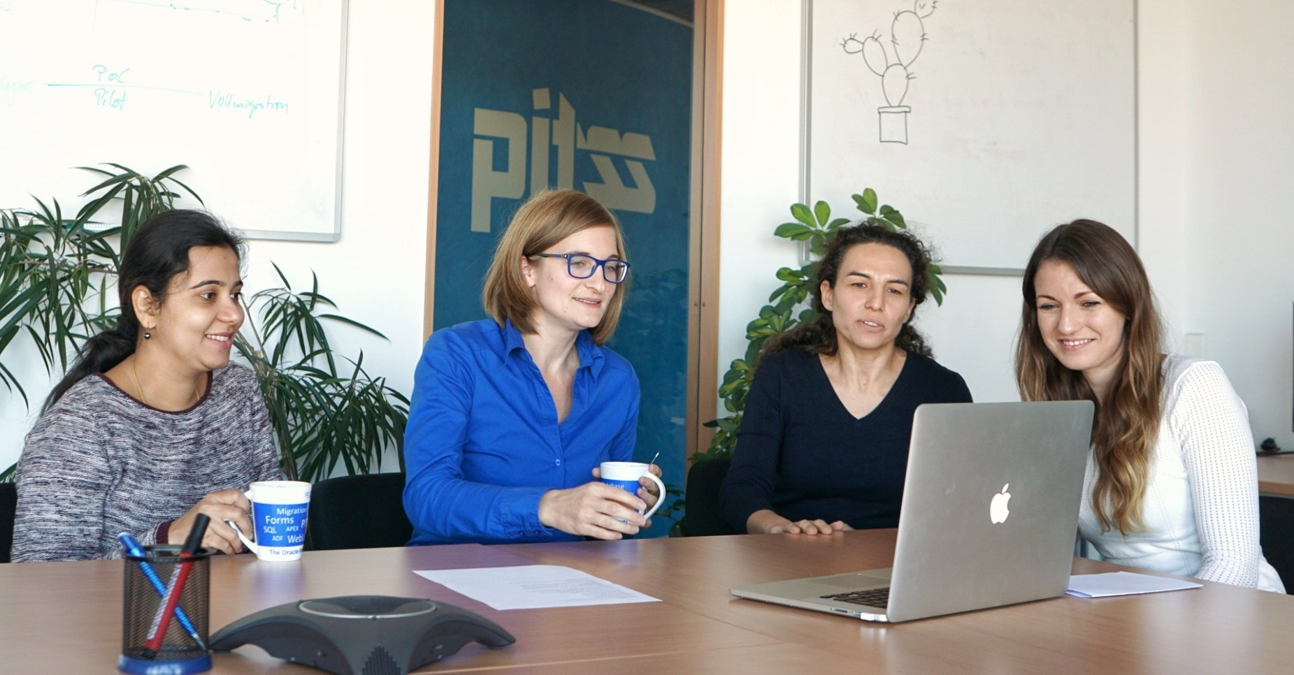 Die PITSS-IT-Frauen im Interview
