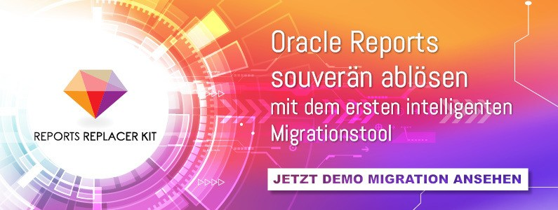 Reports Replacer Kit Demo Migration ansehen