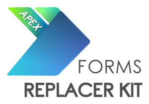 Logo FORMS REPLACER KIT