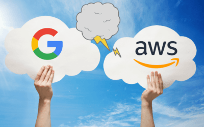 Google vs. Amazon – Angriff auf AWS mit Google Cloud for Retail