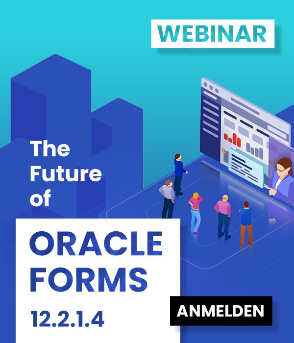 Oracle Forms 12.2.1.4 Webinar