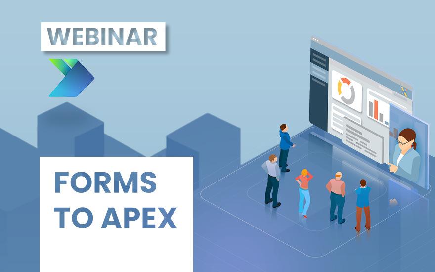 [Webinar] Oracle Forms nach APEX – so migrieren Sie am effizientesten
