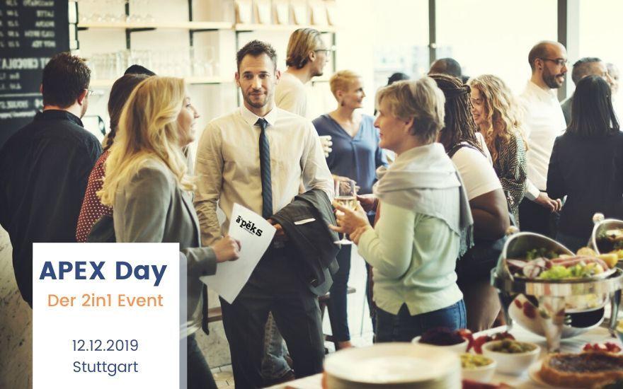 APEX Day 2019: Der 2in1 Event