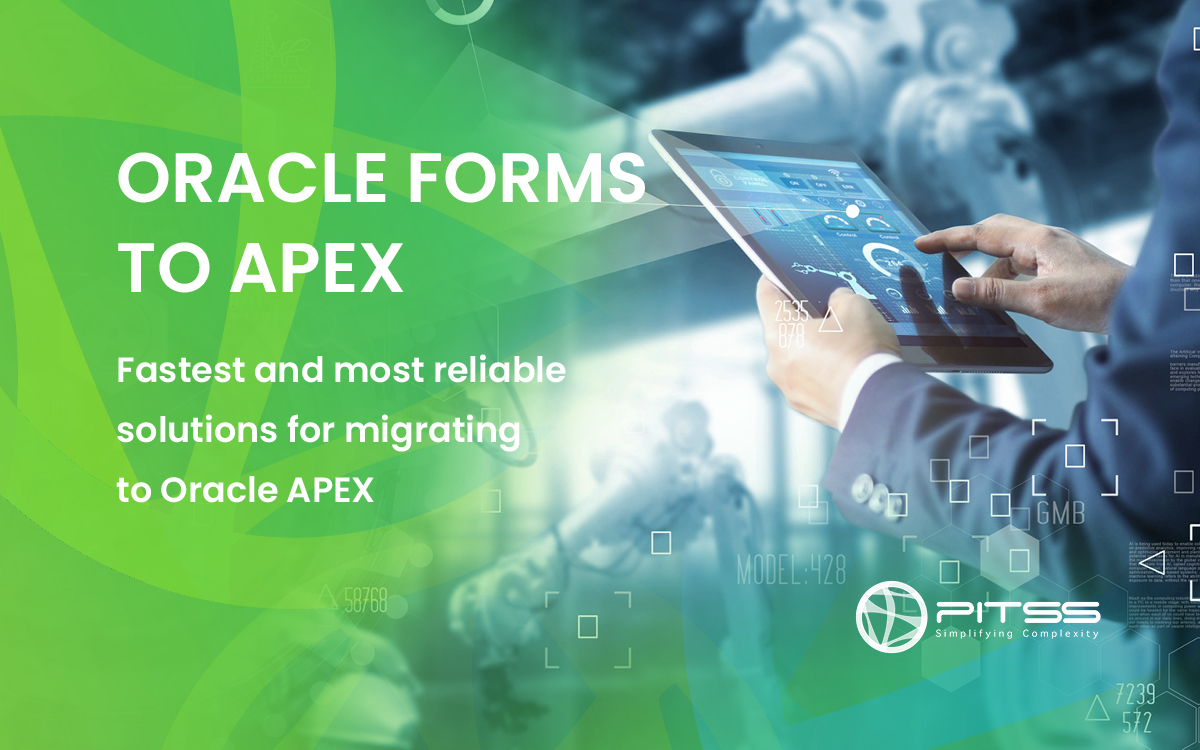 Migration Oracle Forms nach APEX