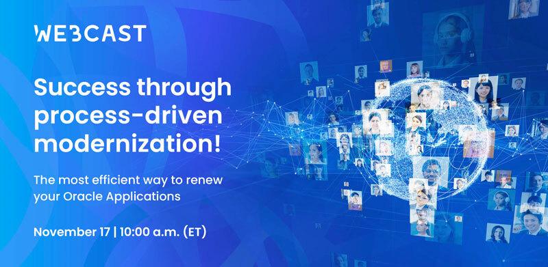 [Webcast] Success through process-driven modernization