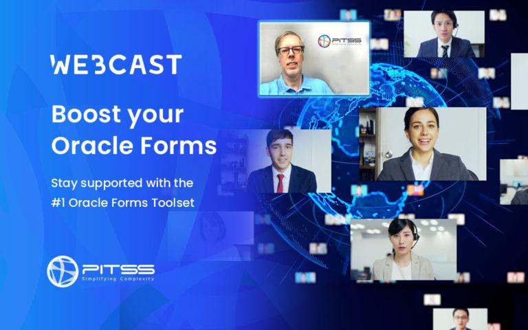 [Webcast] Boost your Oracle Forms